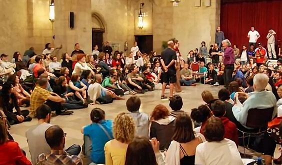 Théâtre forum Montpellier
