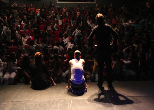 Comment marche le théâtre forum
